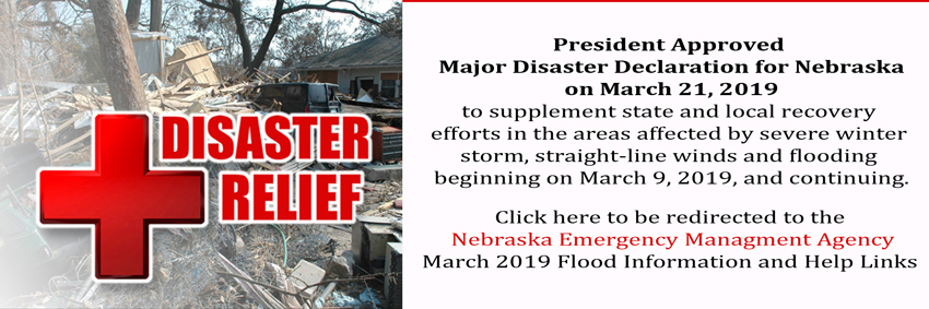 Disaster Relief Support